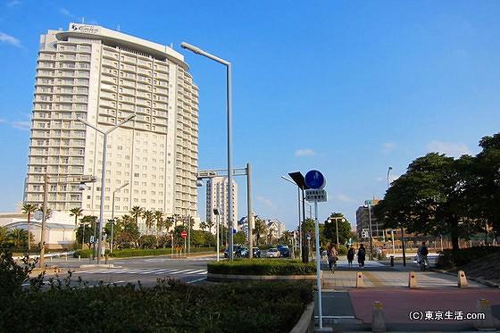 浦安の街の風景