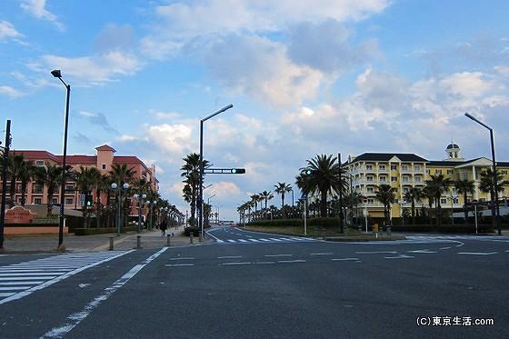 浦安の海辺