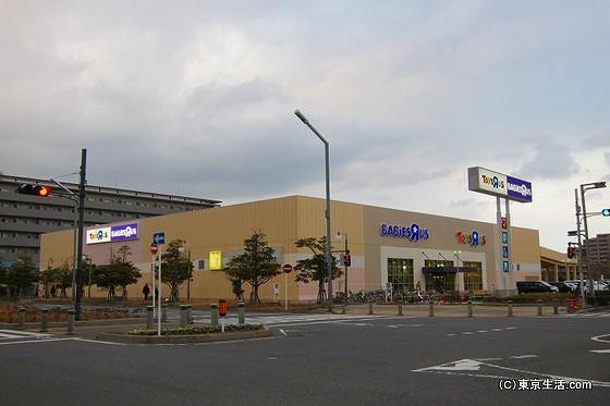 浦安のショッピングセンター