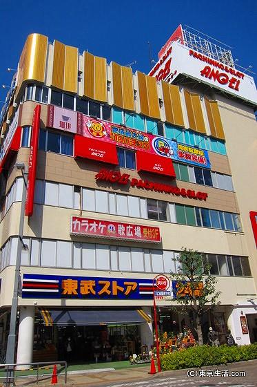 東武スーパー蕨店