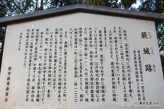 徳川家康の御殿があった