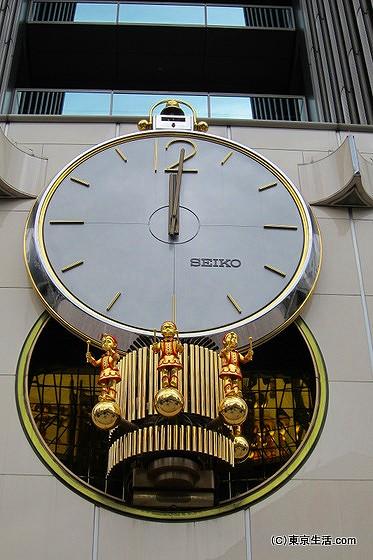 マリオンのからくり時計