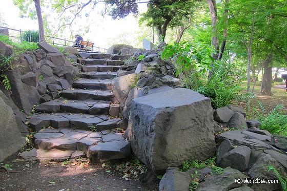 日比谷公園の緑の小路