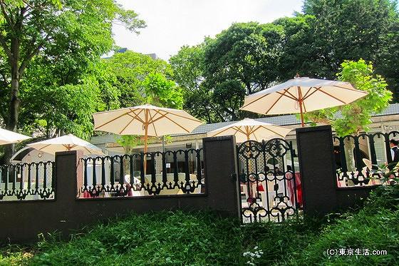 日比谷公園のレストラン