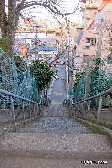 稲付城跡地の静勝寺