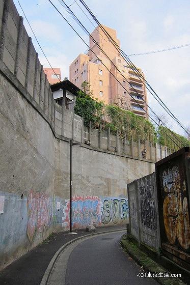 護国寺の住宅街