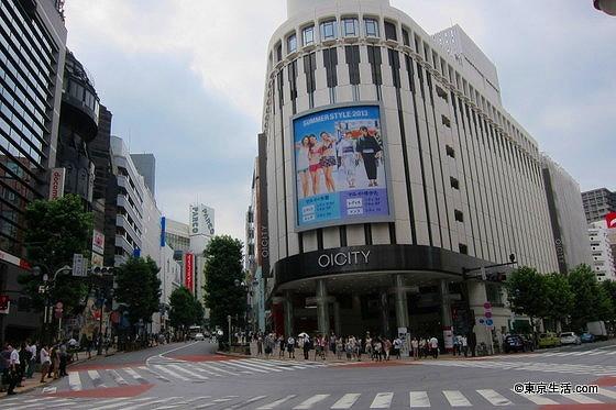 商業施設|東京の商業施設を分類してみたの画像
