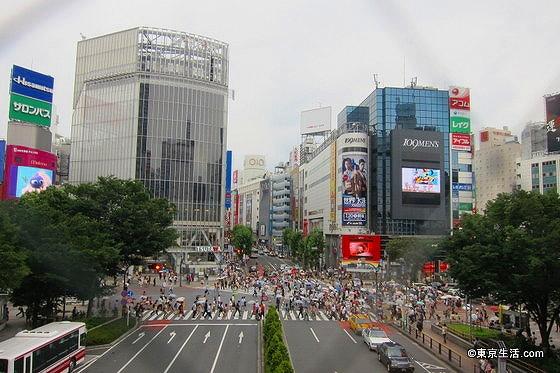 情報発信基地渋谷