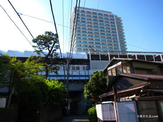 二子玉川の住宅街