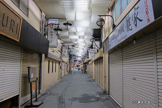 ガード下の居酒屋と純情商店街の便利さ|高円寺駅周辺