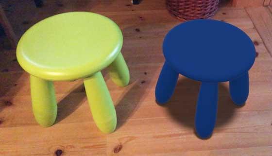 IKEA placeの画像