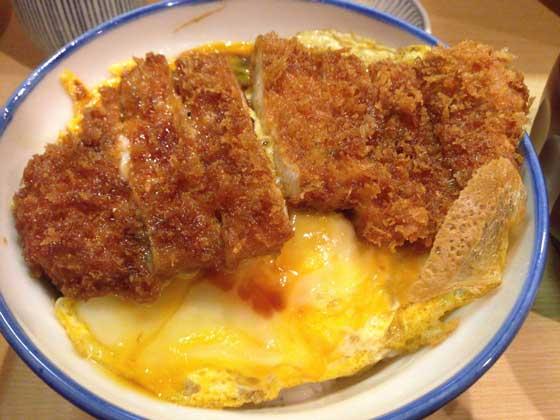 瑞兆のカツ丼|渋谷のおすすめグルメ