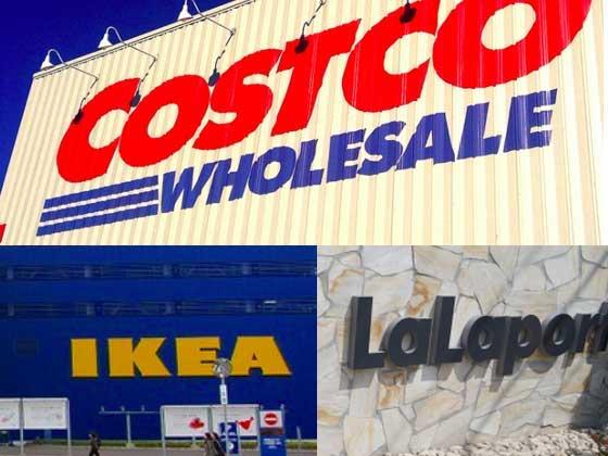 新三郷|コストコ・ららぽーと・IKEAの行き方と回り方の画像