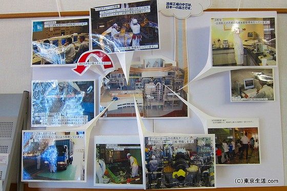豊島清掃工場の見学会