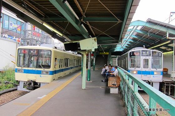下北沢駅|小田急線